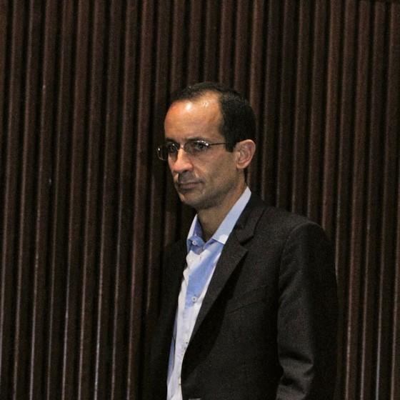O empreiteiro Marcelo Odebrecht.Por seu relato,sua empresa atuou como um banco ilegal do PT (Foto: Rodrigo Félix Leal/Futura Press)