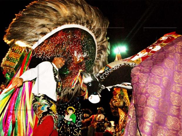 Grupos de bumba-meu-boi serão atração na IX Festança Junina (Foto: Divulgação)