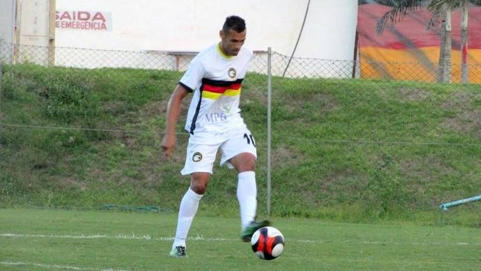 Globo FC - Tiago Lima, meia (Foto: Rhuan Carlos/Globo FC/Divulgação)