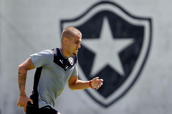 Octávio, Botafogo (Foto: Vitor Silva/SSPress/Botafogo)