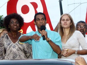 dennis dauttumam em campanha (Foto: Divulgação)