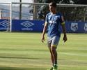 Sem espaço no Cruzeiro, volante Marciel está de volta ao Corinthians