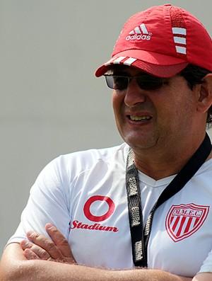 Guto Ferreira rejeita favoritismo na decisão do interior (Foto: Divulgação / Assessoria Mogi Mirim)
