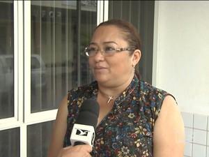 Vice-prefeita de Bom Jardim (MA) é impedida de ter acesso à prefeitura (Foto: Reprodução / TV Mirante)