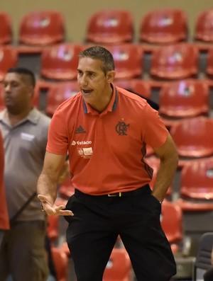 Vasco x Flamengo - NBB - Neto (Foto: André Durão)