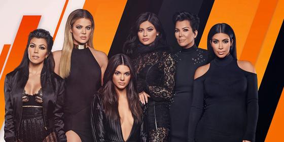 Reality show Keeping up with the Kardashians, que retrata cada passo da família mais famosa – e polêmica – dos Estados Unidos, (Foto:  Divulgação)