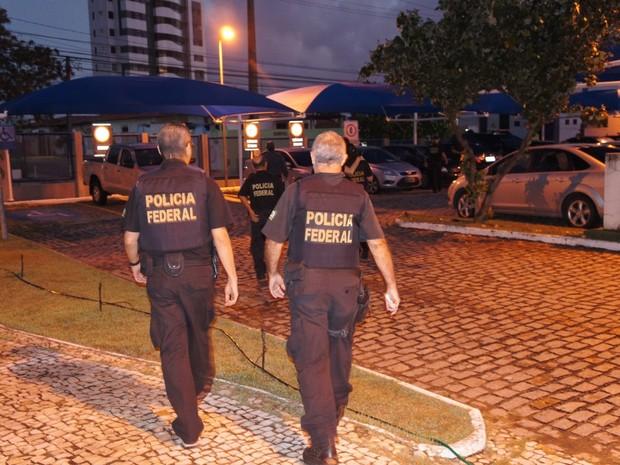 Operação Araceli foi iniciada nesta quarta-feira (20) (Foto: Divulgação/PF)