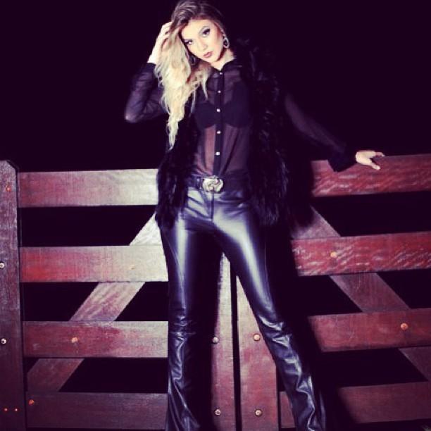 Bruna Santana (Foto: reprodução/Instagram)