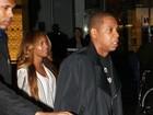Beyoncé tem programa a dois com o marido, Jay-Z