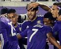 Kaká retorna com duas assistências  e gol na goleada de 4 a 1 do Orlando