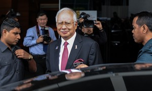 Procurador-geral pede arquivamento de denúncia contra premiê da Malásia