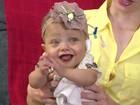 Melhor, menina do Paraná ainda aguarda transplante de intestino