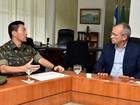 Exército atua no combate do mosquito Aedes aegypti no ES