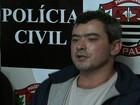 Suspeito de acidentes em SP chega a delegacia para depor