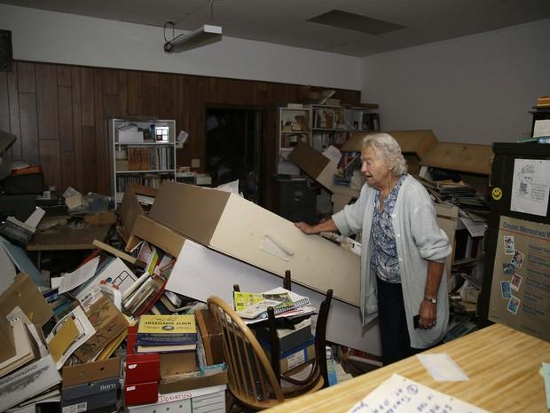 Resultado de imagem para terremoto na california hoje