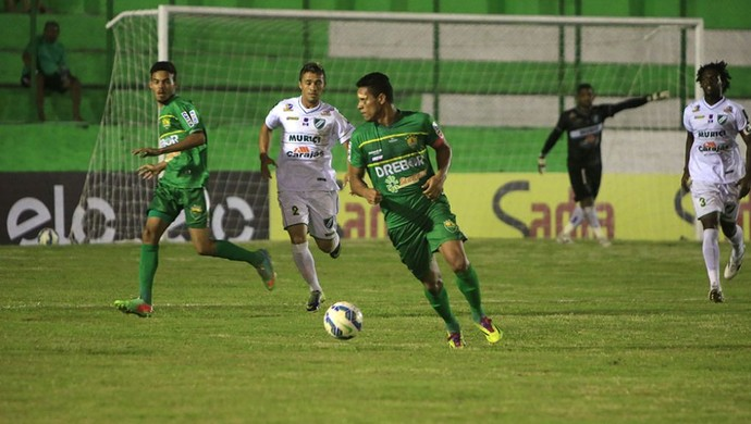 Murici x Cuiabá, em Murici (Foto: Ailton Cruz/ Gazeta de Alagoas)