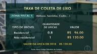 Campos, RJ, anuncia calendário para pagamento do IPTU 2018