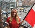 Dinamarca luta por Wozniacki e atua sem plano B para porta-bandeira