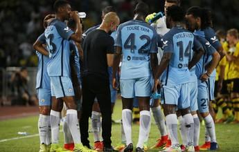 City passa pelo Borussia nos pênaltis  e fatura primeira vitória com Guardiola