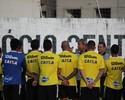 Sem Amaro e Fabinho Alves, Hélio dos Anjos inicia trabalho no ABC