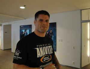 Brian Stann lutador de MMA (Foto: Rafael Maranhão/Sportv.com)