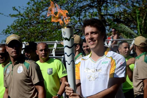 Fábio Porchat (Foto: Eduardo Martins / AgNews)