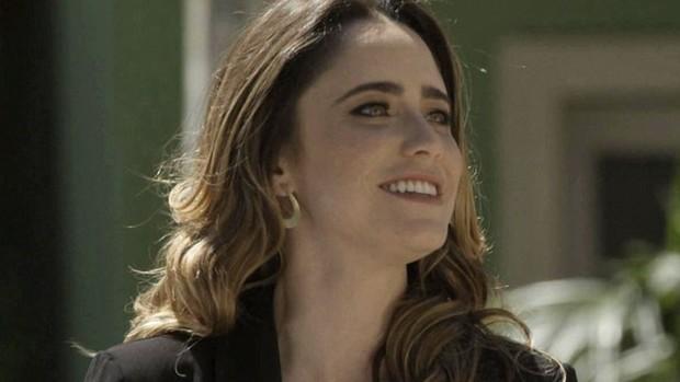 'Haja': Bruna planeja viagem só de ida com Giovanni  (TV Globo)
