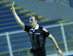 Dyorgines Padovani, árbitro capixaba da CBF (Foto: Cláudio Bispo/Brasiliensefc.com.br)