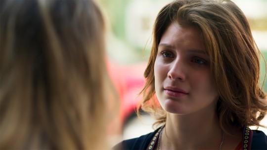 Juliana consola Bárbara: 'Eu te amo demais!'