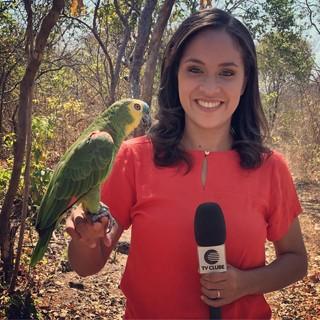 Anielle Brandão (Foto: Arquivo pessoal)