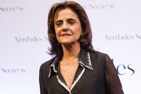 Marieta Severo (Foto: Tata Barreto/ TV Globo)