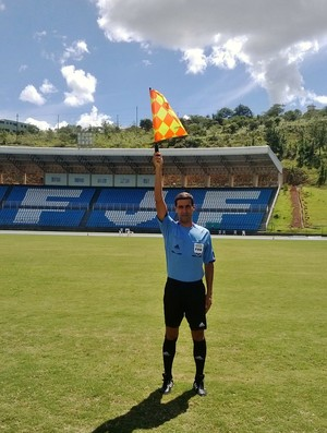 Marcelo Van Gasse Juiz de Fora Copa do Mundo 2 (Foto: Roberta Oliveira)