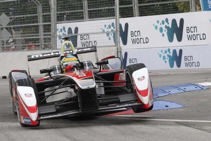 Bruno Senna e.Prix de Putrajaya de Fórmula E (Foto: Divulgação)