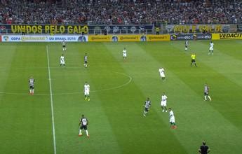Análise: Atlético-MG leva vantagem, mas 2º tempo ruim chama a atenção