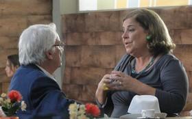 Público se divide entre Aurélia e Moema e mantém a indecisão de Wilson