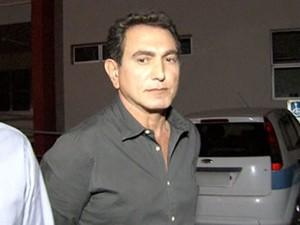 Ex-secretário-chefe da Casa Civil de Mato Grosso, Pedro Nadaf (Foto: Reprodução/TVCA)