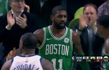 Defendendo bem e com Kyrie Irving brilhante, Boston Celtics se destaca na NBA