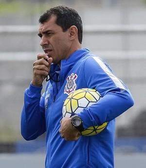 Fábio Carille Corinthians (Foto: Rodrigo Gazzanel/Ag. Corinthians)