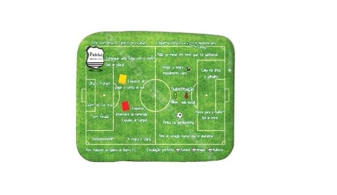 Cases com o tema futebol também são facilmente encontradas (Foto: Divulgação/Monky)