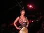 Andréia Horta não descarta a ideia de um dia ser rainha de bateria
