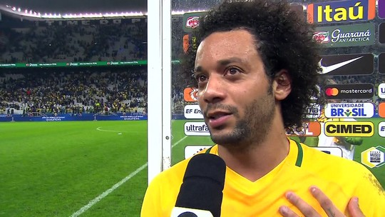 """Após mais uma vitória, Marcelo exalta Tite: """"Mudou praticamente tudo"""""""