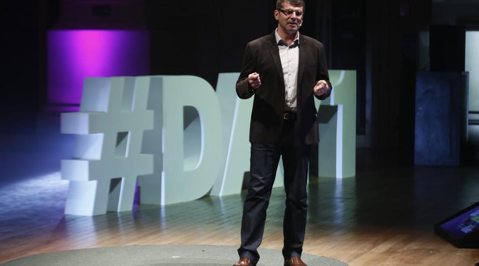 "José Renato Hopf, da Getnet: empresa se baseou em ""tripé"" para crescer (Foto: Julia Yazbek)"