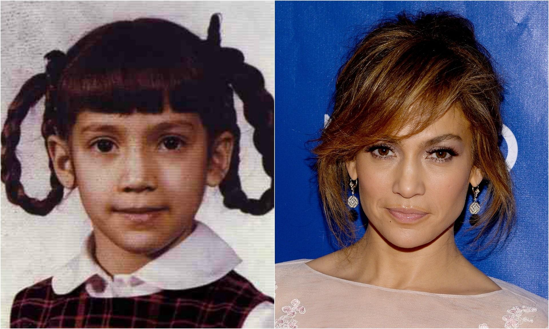 Jennifer Lopez. (Foto: Reprodução e Getty Images)