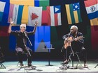Gilberto Gil adia show no Rio por problemas de saúde