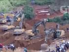 Mortos em deslizamento de terra passam de 100 em Mianmar
