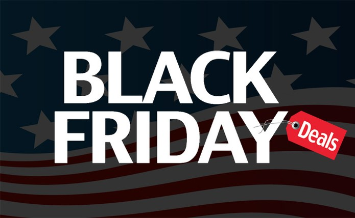 Black Friday USA (Foto: Arte / TechTudo)