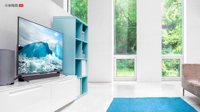 Xiaomi lança TV que não deixa nada a desejar em termos de hardware (Foto: Divulgação/Xiaomi)