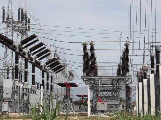 Curto circuito atingiu transformador e deixou 15 cidades do Piauí sem energia (Foto: Catarina Costa/G1)