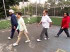 Caminhar com ritmo e regularidade aumenta a expectativa de vida