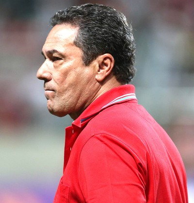 Vanderlei Luxemburgo, Atlético-MG X Flamengo (Foto: Cristiane Mattos / Agência estado)
